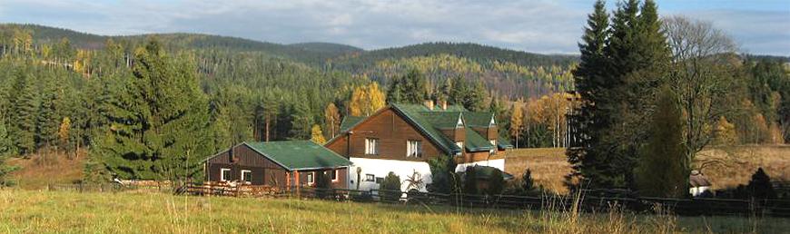 Ubytování a pronájem chaty